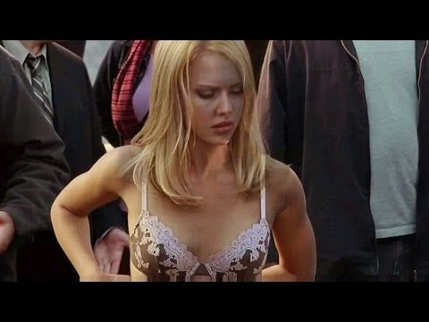 Jessica Alba In fantastic Four.  Music Of Coldplay the Scientist Full Hd video