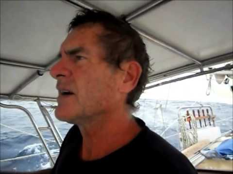 Sailing From Panama To Maui  avi