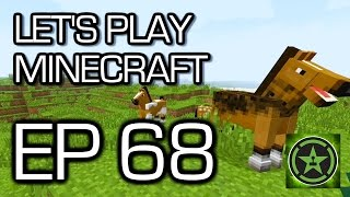 Let's Play Minecraft – Episode 68 – Quest for Horses