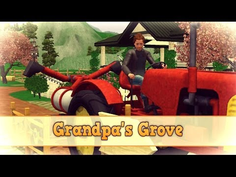 The Sims 3 Store: Grandpa's Grove Review/Overview