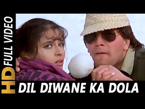 Dil Deewane Ka Dola Dildar Ke Liye | Kumar Sanu, Anuradha Paudwal, Babla Mehta | Tahalka 1992 Songs