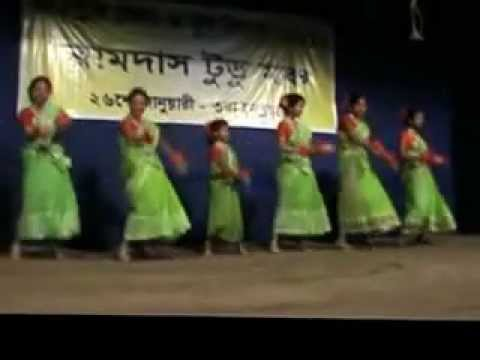 Santali Album Song Group Dance By Serma Ipil Rusika Madowa, Bali(kolkata)  In Jhargram Mela. video