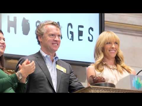 Actors Toni Collette and Tate Donovan Celebrate Premiere of CBS HOSTAGES