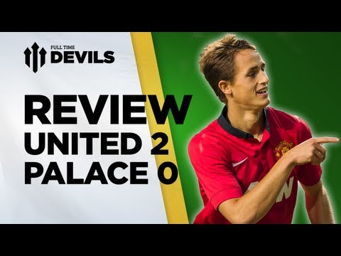 Manchester United 2-0 Crystal Palace | Outside Old Trafford | REVIEW