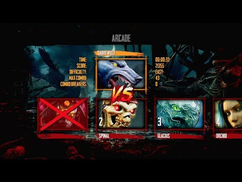Killer Instinct | Arcade Mode Gameplay Walkthrough (XBOX ONE)