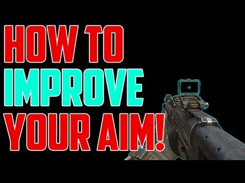 Black Ops 2: How To Improve Your Aim!