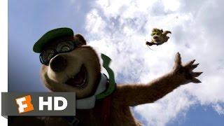 Yogi Bear (9/10) Movie CLIP - Flying Bears (2010) HD