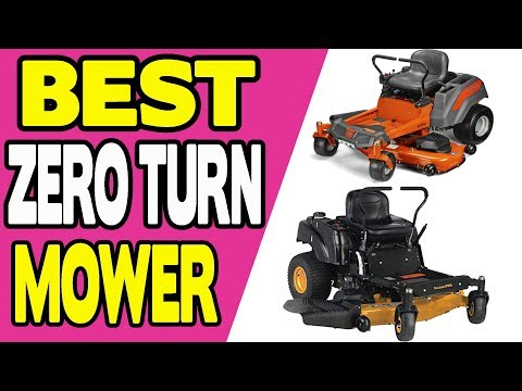 Top 10 Best Zero Turn Mower for Hills 2017 Reviews