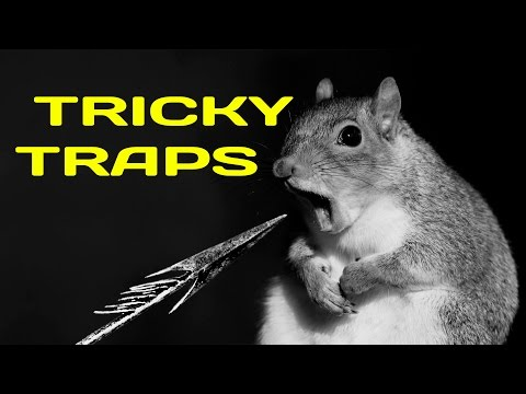 How to make Tricky Traps | MrGear