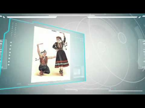 Arabic Home Dance video