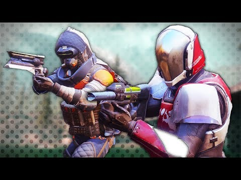 DESTINY - The Bodyguard (DOUBLES) Funny Moments
