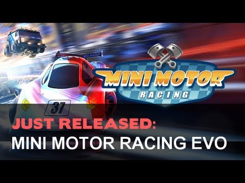 Mini Motor Racing EVO Gameplay Preview