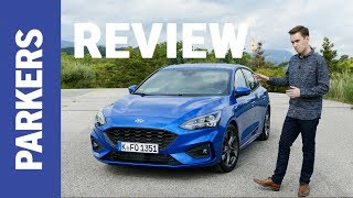 NEW Ford Focus 2018 review | Is it better than a VW Golf?