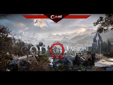 Превью обзор God of War 4