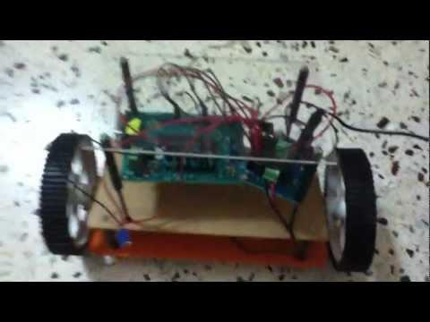 Building a Self-Balancing Robot - Dr Rainer Hessmer