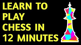 How to Play Chess: Rules for Beginners: Learn Game Basics, Board Setup, Moves, Castling, En Passant