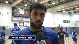 Italia-Israele 27-29 | Interviste post-partita