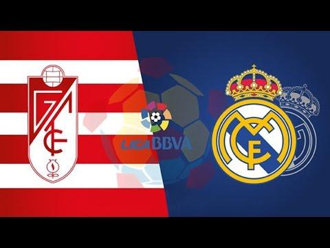 Granada 0-4 Real Madrid | Partido Completo Full Match | 01/11/2014 | COPE