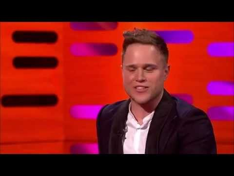 Olly Murs - Interview (The Graham Norton Show)