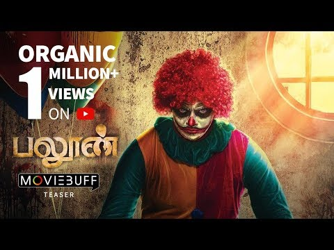 Balloon Pre-Look Teaser - Moviebuff Exclusive | Jai, Anjali thumbnail
