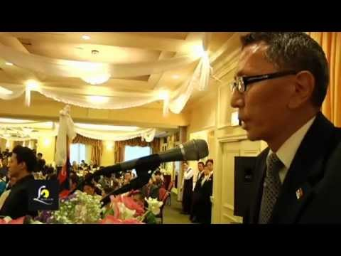 Special Gala Dinner with Honorable Kalon Tripa Dr. Lobsang Sangay part 1