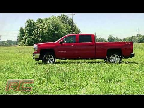2014 Chevrolet Silverado and GMC Sierra 1500 4WD 2