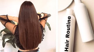 'Beauty Monday' HAIR ROUTINE / Melina Celine