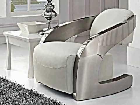 Decoracion interior novedades en sillas y sillones de dise o youtube - Sillas y sillones ...