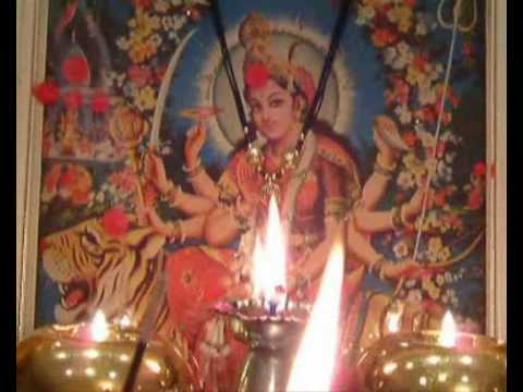 JAI AMBE GAURI AARTI FOR YOU TO DO FROM COMPUTER SCREEN OF MAA...