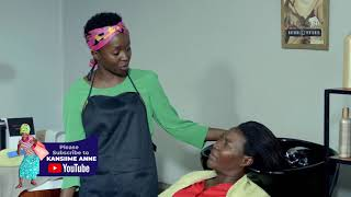 Who is Charity!? African Comedy. Kansiime Anne.