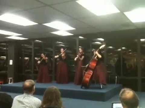 Call Me Maybe- String Quartet Cover