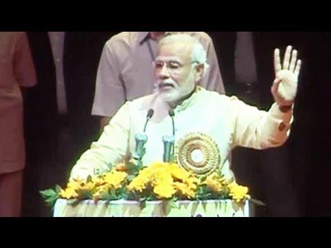 BJP is pro-traders, says Narendra Modi in Delhi