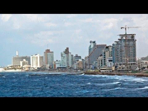 TEL AVIV, Israel - Turismo calles y mercados. Imágenes ciudad / Market,Street,Tourism,City,Travel