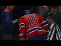 Maroon heads to dressing room after vicious cross-check by Beauchemin