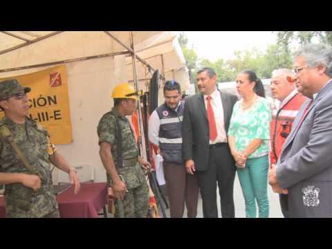 Refrenda Ayuntamiento de Xalapa compromiso con la Protección Civil