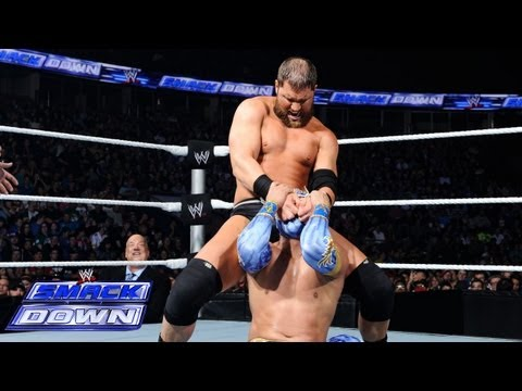 Curtis Axel vs. Sin Cara: SmackDown, May 31, 2013