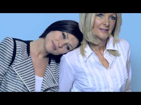 Emma Willis Mothers Day Photoshoot Behind the Scenes