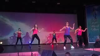 Danse Zumba - Tết Mậu Tuất 2018 (Fribourg)