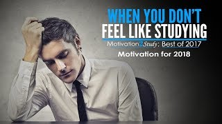 MOTIVATION2STUDY'S BEST OF 2017 - Best Motivational Videos for Students, Studying & School