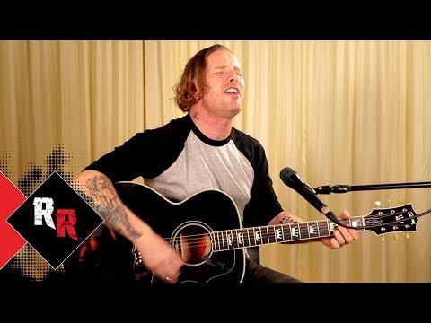 Stone Sour - Song #3 (Corey Taylor Acoustic)