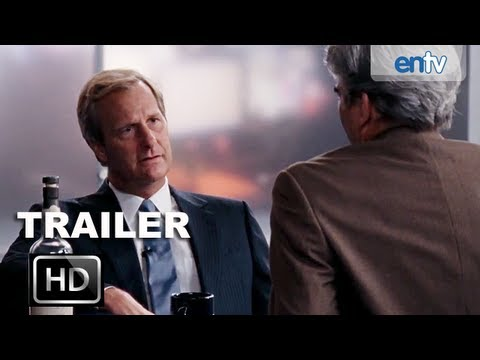 Aaron Sorkin's 'The Newsroom' Official Trailer 2 [HD]:  Jeff Daniels Leads Newest HBO Series: ENTV