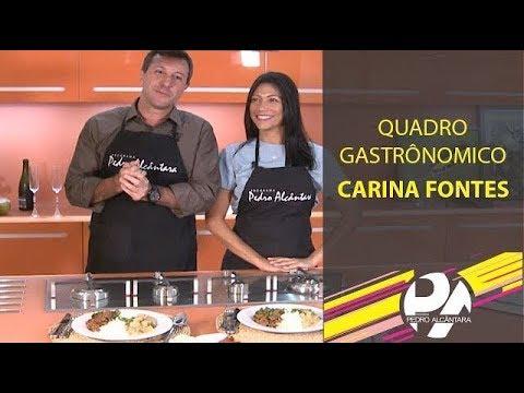 Quadro Gastronômico com Carina Fontes - Studio Mabeeh