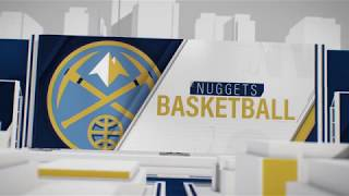 Denver Nuggets Basketball - Show Open