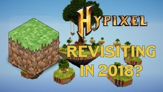 Revisiting Popular Minecraft Servers In 2018