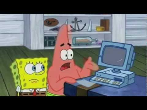 Spongebob Thrift Shop video