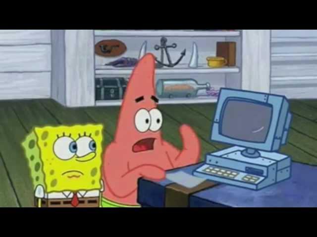 Spongebob Thrift Shop