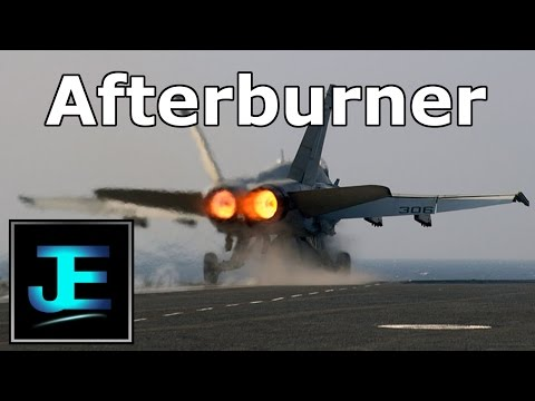 A - Afterburner