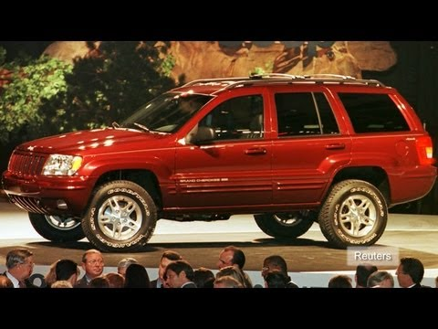 Chrysler rejects US call for 2.7M Jeep recall