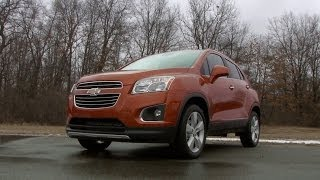 Chevrolet to Bring Trax Small SUV to U.S. Showrooms