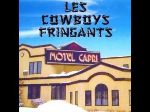Cowboys Fringants - Maurice Au Bistro